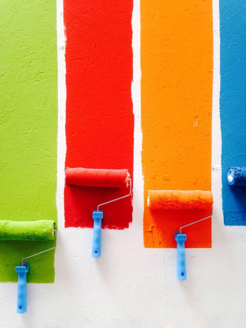رنگ چگونه تولید میشود؟