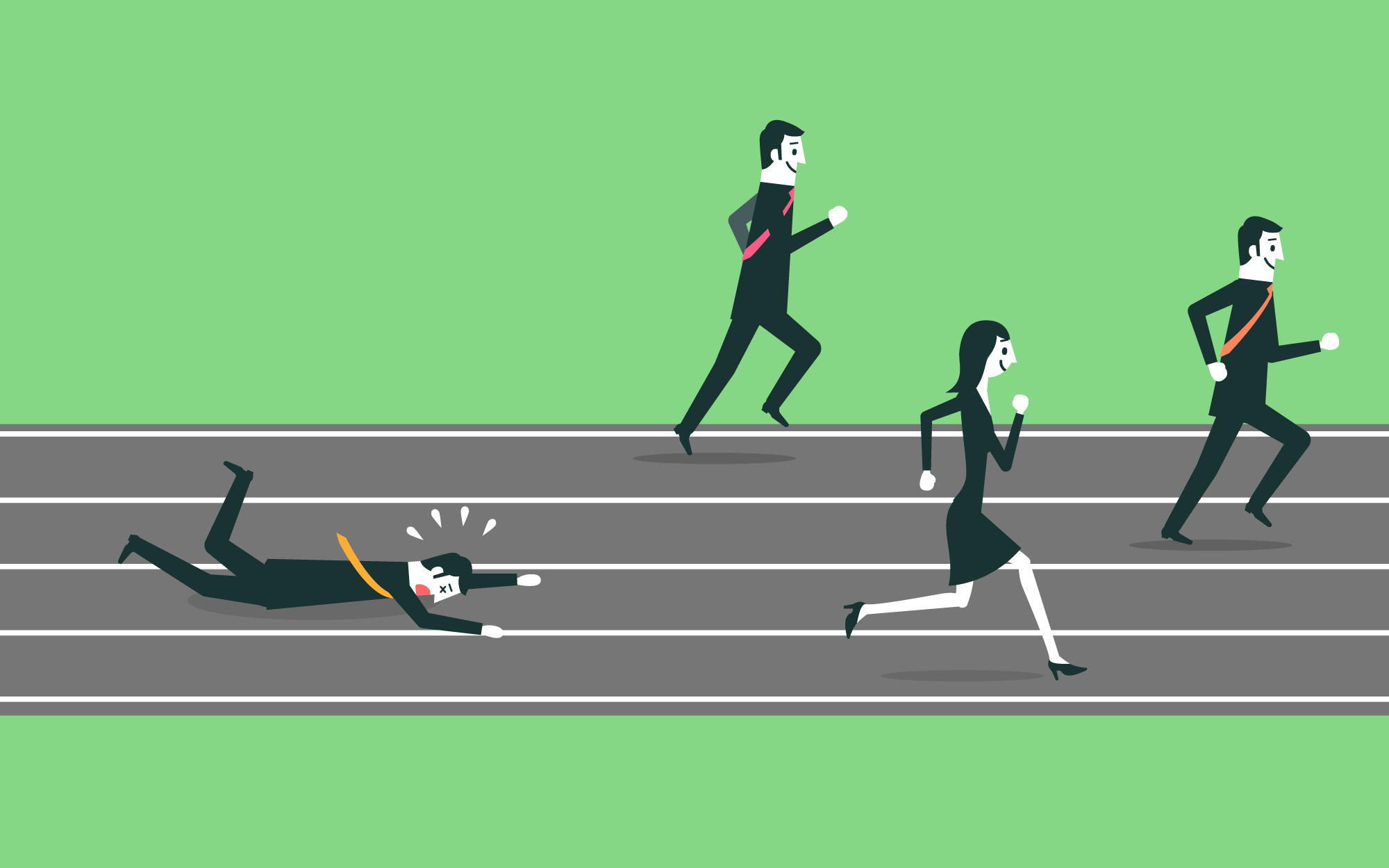 9 عادت غلط که شما را از رسیدن به موفقیت باز میدارد