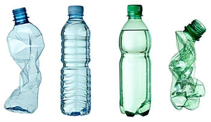 تولید بطریهای 100 درصد قابل بازیافت  از مواد بازیافتی