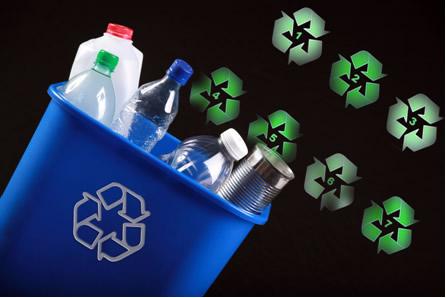 علائم بازیافت بر روی پلاستیک ها چه معنایی دارند؟