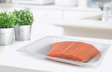 ماندگاری غذاهای دریایی با تکنولوژی VSP