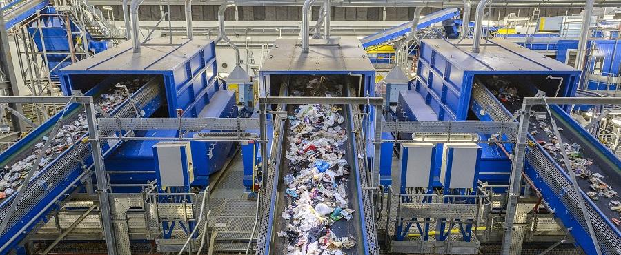 مراحل بازیافت پلاستیک