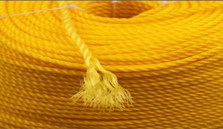 طناب پیچ خورده (پلی پروپیلن)