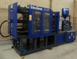 دستگاه تزریق پلاستیک ۳۸۰ تن (۱۲۰۰ گرم)