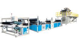 خط تولید تور پلاستیکی ساخت ترکیه