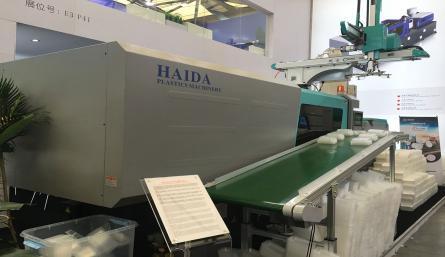دستگاه تزریق پلاستیک سری HDK