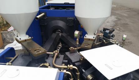 دستگاه تزریق دو رنگ HDC