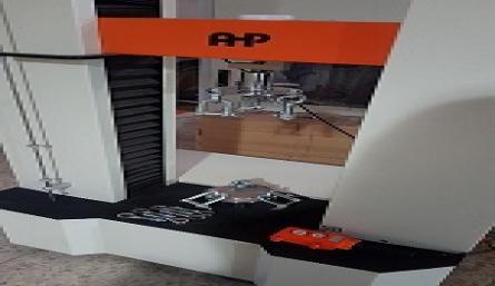 دستگاه كشش دو ستونه 2 و 5 تن - تنسایل-AHP-Universal Tensile Tester