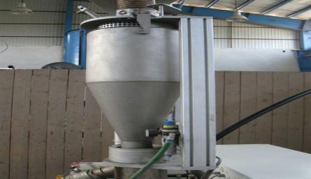گراویمتریک کنترل اتوماتیک وزن بر متر لوله حین تولید-Gravimetric