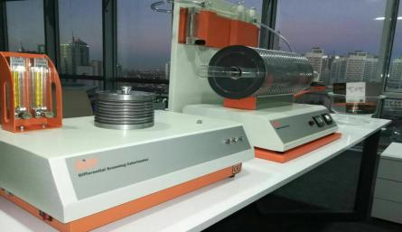 دستگاه تستDSC-OIT-تست او ای تی-AHP